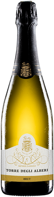 Oltrepò Pavese Metodo Classico Pinot Nero DOCG Millesimato 2015 - Torre degli Alberi