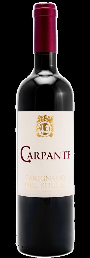 Carignano del Sulcis DOC 2018 - Carpante