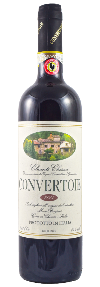 Chianti Classico 2015 - Convertoie