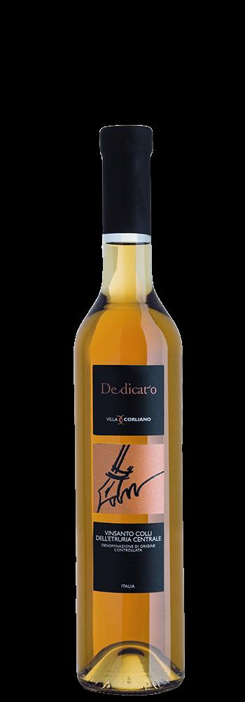 """Colli dell'Etruria Centrale Vin Santo DOC """"Dedicato"""" 2006 - Villa Corliano"""