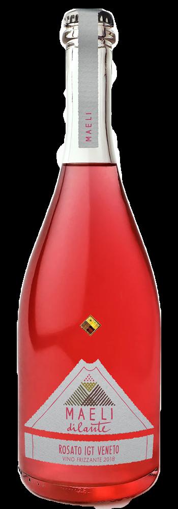 Vino Frizzante Col Fondo Rosato Veneto IGT