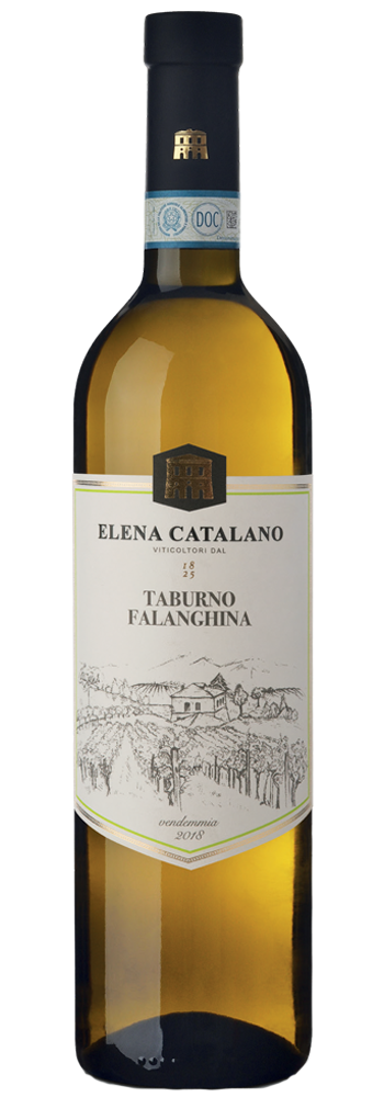 Taburno Falanghina del Sannio DOC  2019 - Elena Catalano