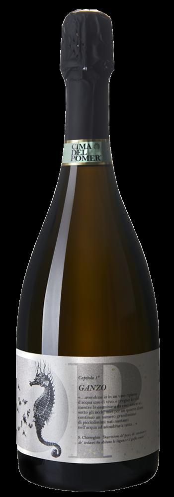 Ganzo fondante Vino Spumante Integrale sui lieviti - Cima del Pomer