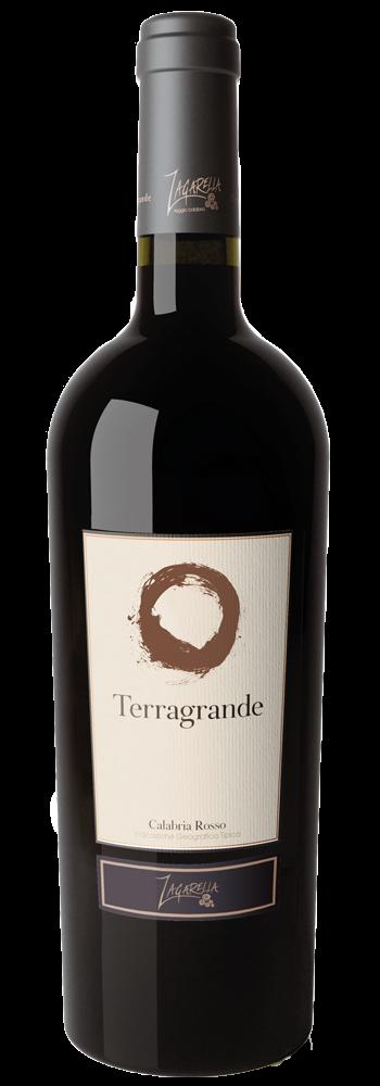 Calabria Rosso IGT Terragrande 2017 - Zagarella