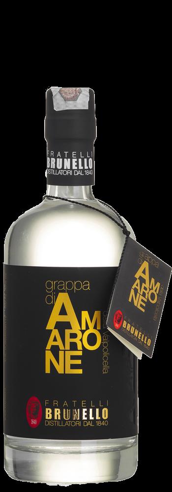 Grappa di Amarone della Valpolicella - Distilleria Brunello