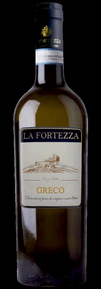 Greco DOC Sannio 2019 - La Fortezza