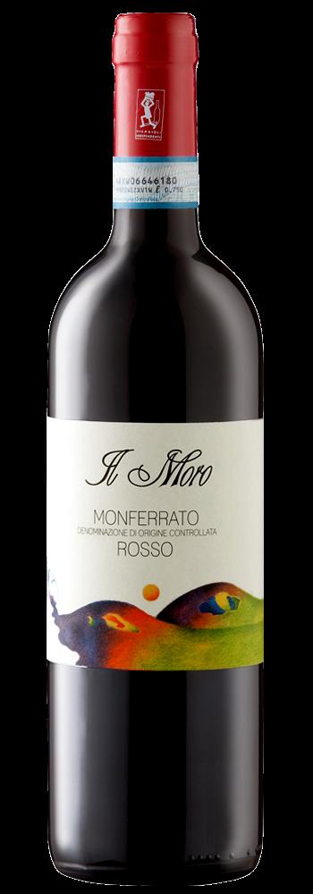 """Monferrato DOC Rosso """"Il Moro"""" 2015 - Bianco Angelo e Figlio"""