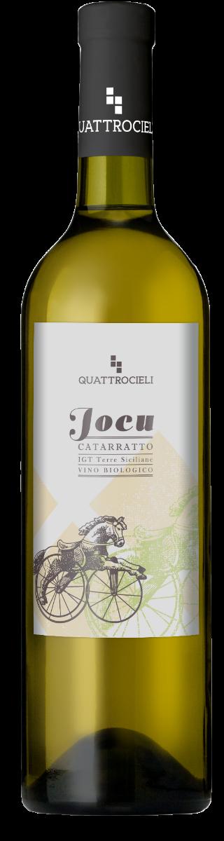 """Terre Siciliane Catarratto IGT """"Jocu"""" - Quattrocieli"""
