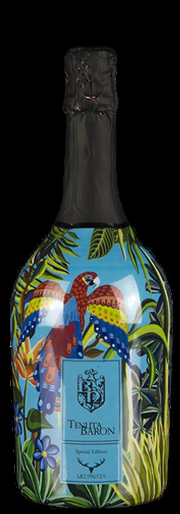 Spumante Bianco Brut Jungle Wine Special Edition - Tenuta Baron