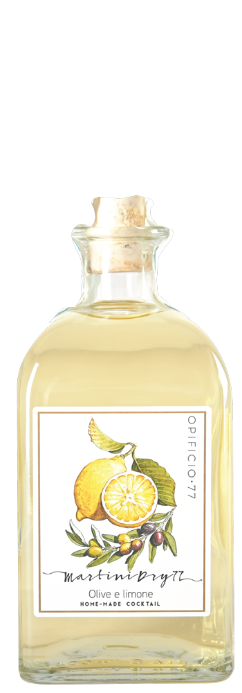 Martini Dry Olive e Limone - Opificio 77