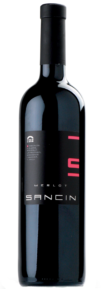 Merlot IGT Venezia Giulia 2018 - Sancin