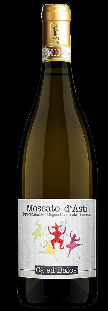Moscato d'Asti DOCG 2020 - Dacapo Cà ed Balos