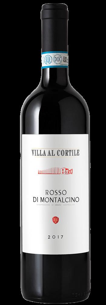 Rosso di Montalcino DOC 2017 - Villa al Cortile