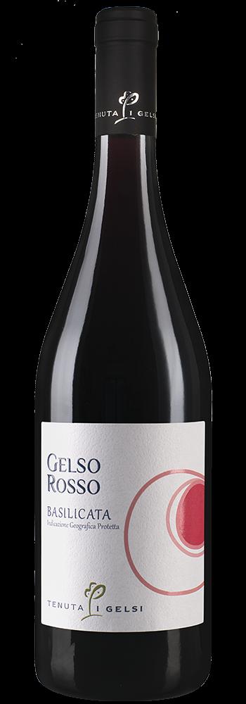 Gelso Rosso Basilicata IGP 2019 - Tenuta I Gelsi