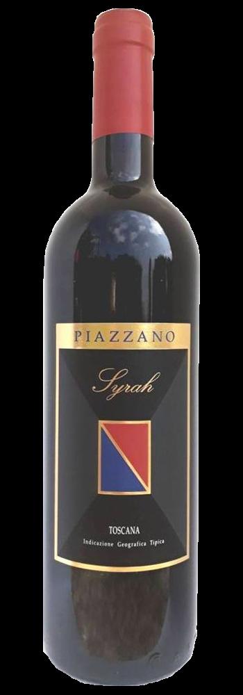 Syrah Toscana IGT 2016 - Piazzano