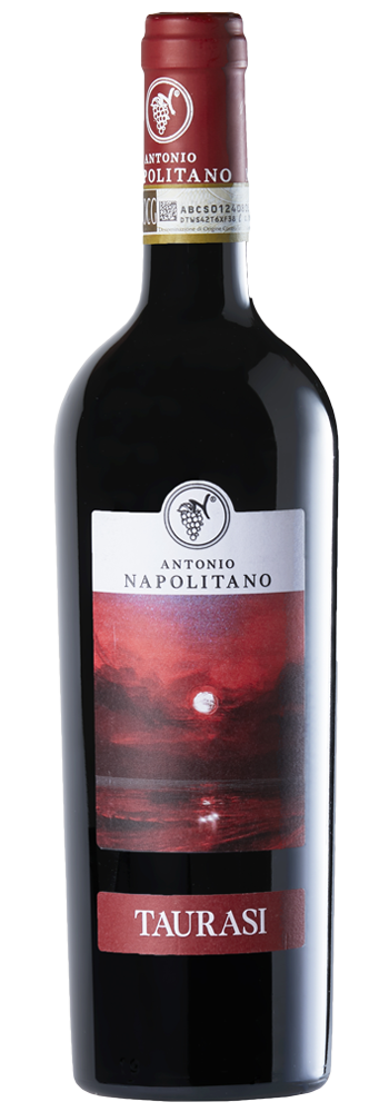 Taurasi DOCG 2015 - Antonio Napolitano