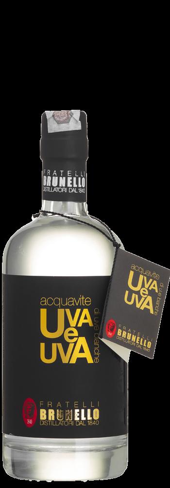 Distillato Uva e Uva Acquavite d'Uva - Distilleria Brunello