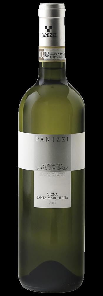 Vernaccia di San Gimignano Santa Margherita DOCG 2017 - Panizzi
