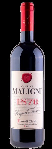 """Terre di Chieti Rosso IGT """"1870 """" - Maligni"""