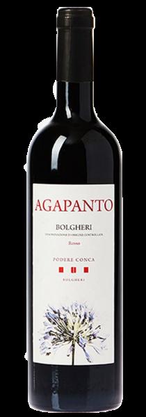 """Bolgheri DOC """"Agapanto"""" 2018 - Podere Conca 196 Bolgheri"""