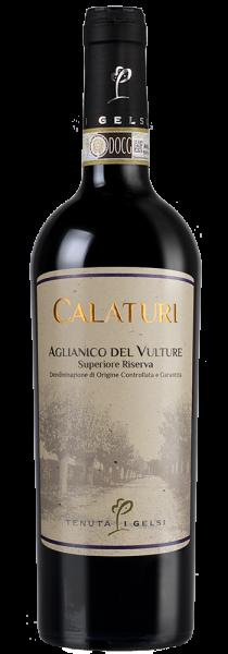 "Aglianico del Vultutre DOCG Superiore ""Calaturi"" 2014 - Tenuta I Gelsi"