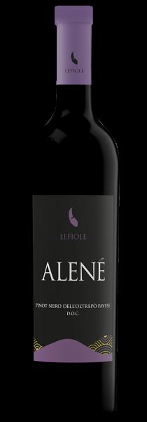 "Oltrepò Pavese DOC Pinot Nero ""Alené"" 2018 - Lefiole"