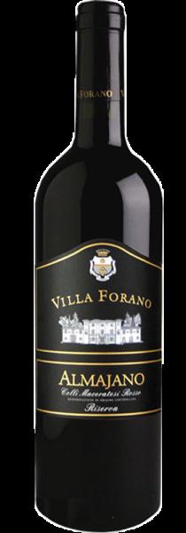 Almajano Colli Maceratesi Rosso DOC 2012- Villa Forano