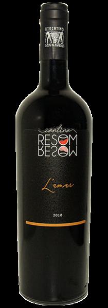 "Trentino Rosso DOC ""L'Amar"" 2018 - Resom"