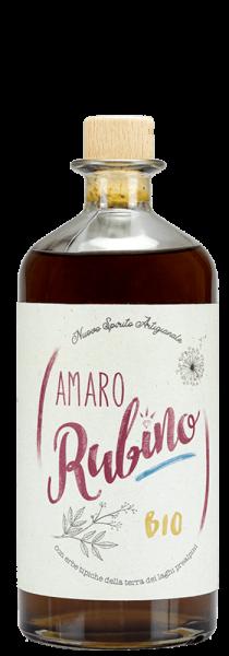 Amaro Rubino - Amaro Rubino Bio