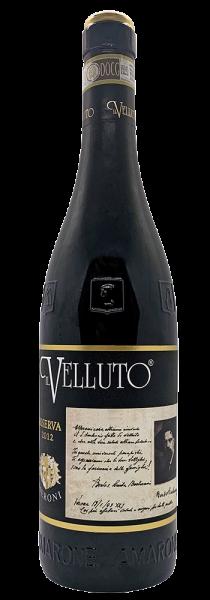 """Amarone della Valpolicella Classico Riserva DOCG """"Il Velluto"""" 2012 - Azienda Agricola Meroni"""