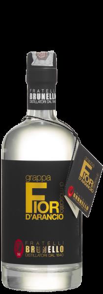 Grappa Fior d'Arancio di Moscato - Distilleria Brunello