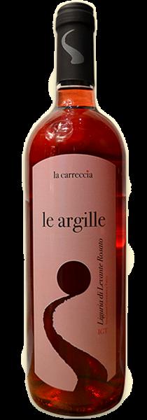 """Liguria di Levante IGT Rosato """"Le Argille"""" 2019 - La Carreccia"""