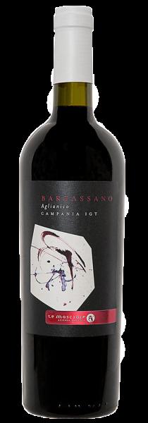 """Aglianico """"Barbassano"""" IGT 2014 - Le Masciare"""