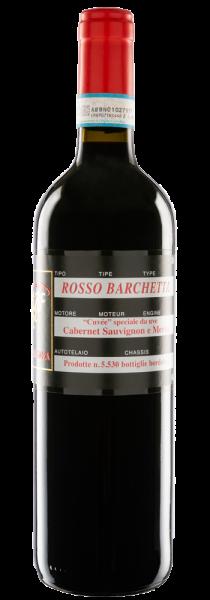 """Monferrato DOC """"Rosso Barchetta"""" 2016 - Colle Manora"""