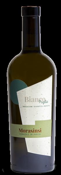 Bianco Puglia IGP - Morasinsi