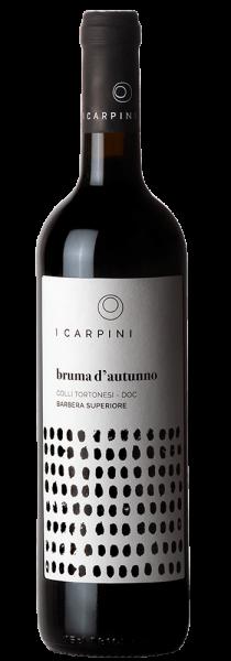 "Colli Tortonesi DOC Barbera Superiore ""Bruma d'Autunno"" 2011 - I Carpini"