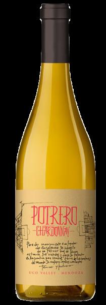 """Chardonnay """"Potrero"""" 2018 - Vinos de Potrero"""