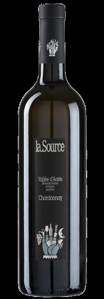 Valle d'Aosta DOP Chardonnay 2016 - La Source