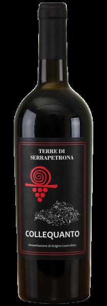 "Serrapetrona DOC ""Collequanto"" 2014 - Terre di Serrapetrona"