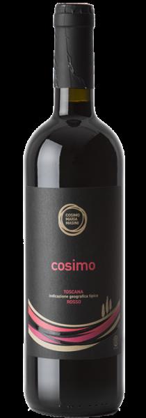 """Toscana Rosso IGT """"Cosimo"""" 2016 - Cosimo Maria Masini"""