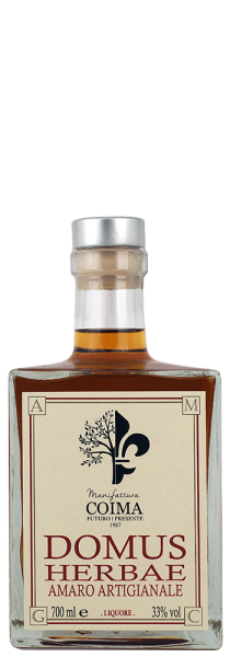 Amaro Domus Herbe - Coima