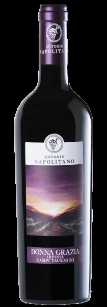 """Irpinia Campia Taurasini DOC """"Donna Grazia"""" 2017 - Antonio Napolitano"""