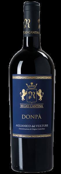 """Aglianico del Vulture DOC """"Donpà"""" 2016 - Regio Cantina"""