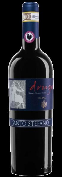 """Chianti Classico Riserva DOCG """"Drugo"""" 2017 - Fattoria Santo Stefano"""