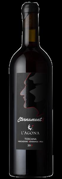 """Toscana IGT """"Eternamente"""" 2019 - L'Agona"""