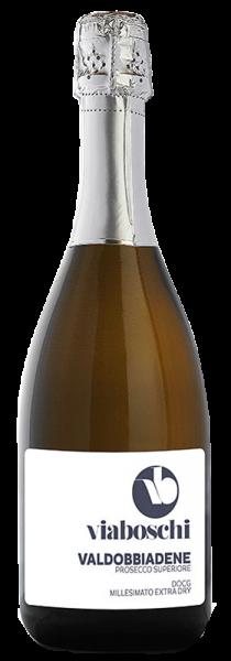 Valdobbiadene Prosecco Superiore DOCG Extra Dry Millesimato - Viaboschi