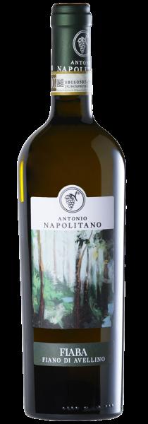 "Fiano Avellino DOCG ""Fiaba"" 2018 - Antonio Napolitano"
