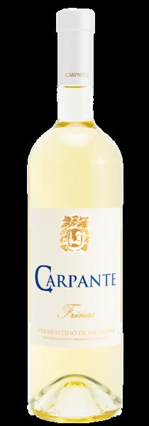 """Vermentino di Sardegna DOC """"Frinas"""" 2018 - Carpante"""