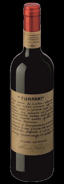 """Terre Siciliane IGT """"Funnari"""" 2016 - Mimmo Paone"""