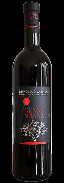 Genna Manna Cannonau di Sardegna DOC 2018 - Cantina Gennamanna